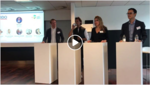 Panelista en los Nordic Start-Ups Awards