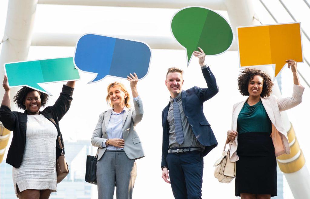 comunica tu idea de negocio